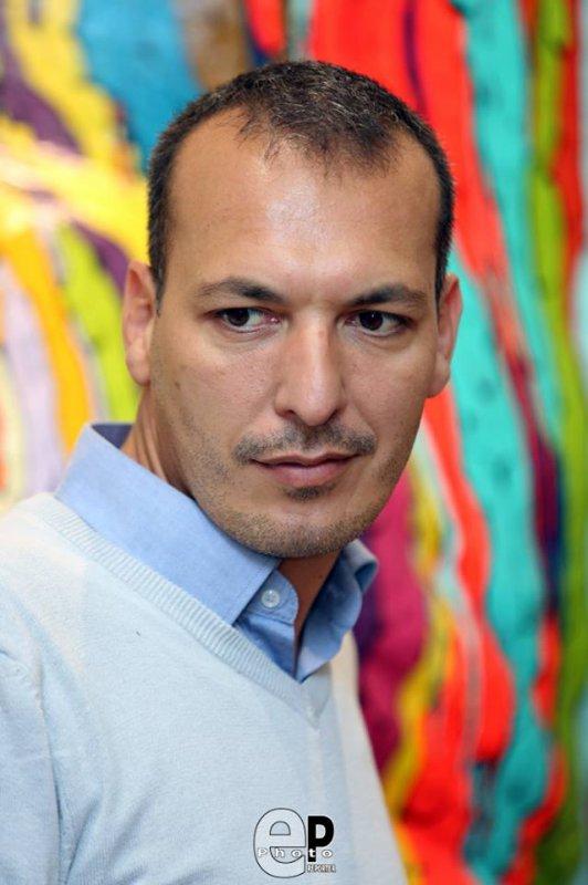 MEHDI BEN CHEICK 1er lauréat du Prix Méditerranée du Livre d'Art