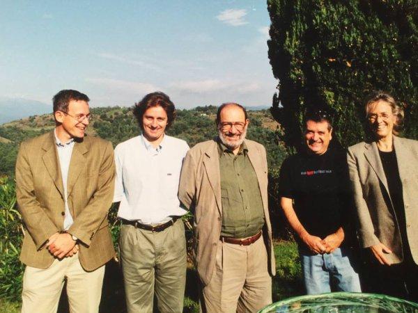 UMBERTO ECO, UN AMOUREUX DE LA CATALOGNE, PRIX MEDITERRANEE 2002
