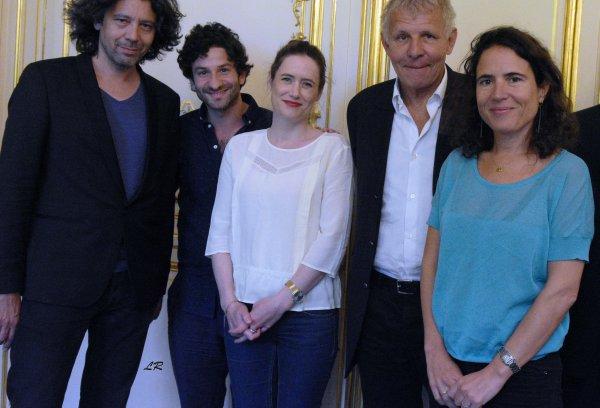 Les prix Méditerranée 2016 décernés à Teresa Cremisi et Lluis Llach
