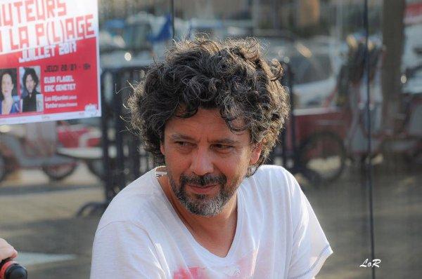 Prix Folire: Le fabuleux destin de «Tomber», le roman primé d'Eric Genetet