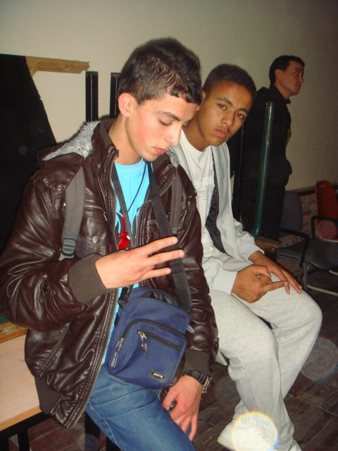 2PAC and  MC-ZOUHRA