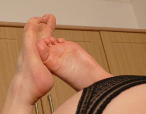 Les pieds d'une Princesse