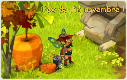 Fin novembre !