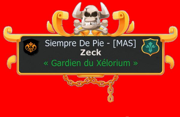 Présentation Zeck