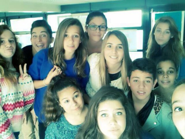 Le petit groupe♥♥