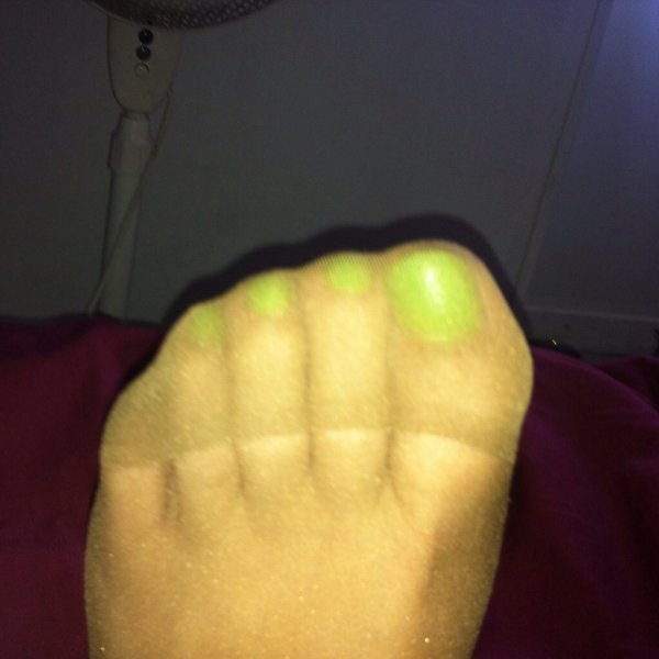 Pied sexy2