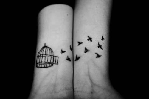Futur tatouage.