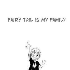 Fairy Tail : Ma famille