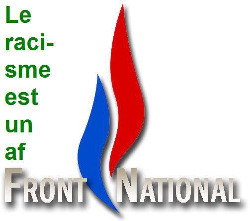 Le racisme est un affront national