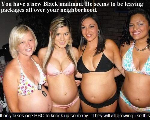 Oh My God ! Four more women are black preggo
