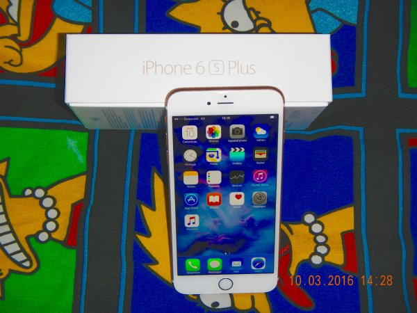 iPhone 6s Plus - 128Gb Or Rose