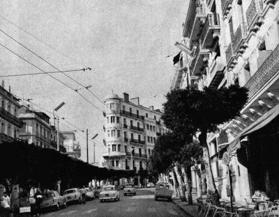 Rues et boulevards...!!!