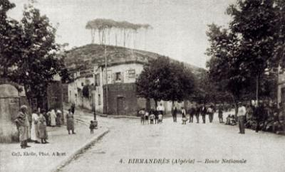 Bir Mourad Rais Anciennes Photos D Alger