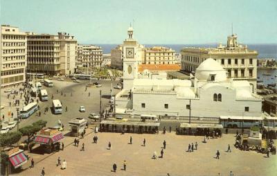 Alger en 1970 - Anciennes photos d'Alger