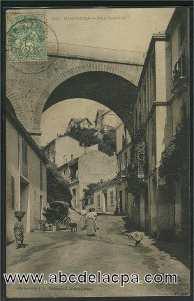 MUSTAPHA - Rue Blandan...!