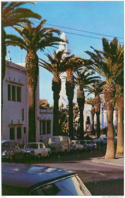 Une autre vue de la mosquée d'El Biar...!