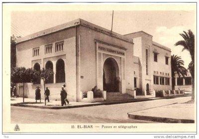 El Biar - La poste...!