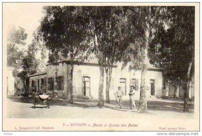 BIRTOUTA - La mairie et la poste..!