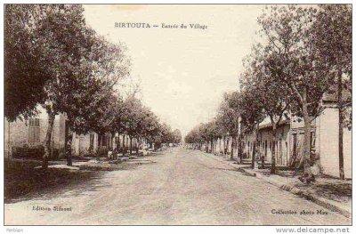 BIRTOUTA - Entrée du village...!