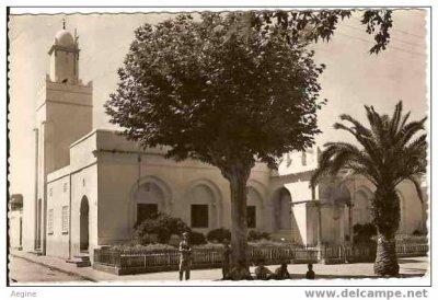 BIRKHADEM - La mosquée...!