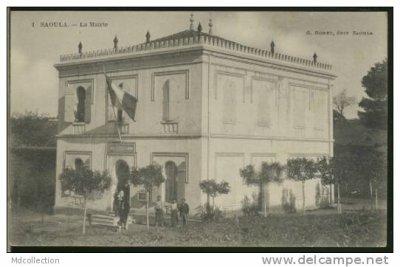 SAOULA - La mairie ..!