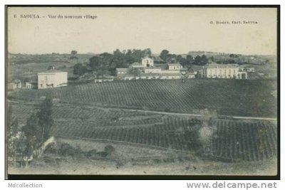 SAOULA - Vue du nouveau village ..!