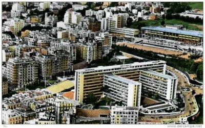 Alger - Une vue d'en haut...!