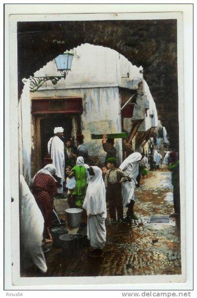 Casbah-Fontaine de La Rue N'Fissah..!