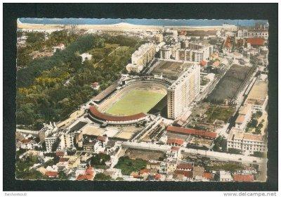 Les Stades 5 juillet et du 20 Aout vue d'en haut et aussi en 1969 et le Stade Marcel Cerdan ( Bologhine ) ...!