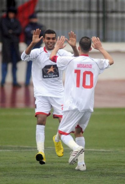 massoud et soudani