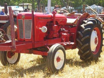 batage a lencien (tracteur)