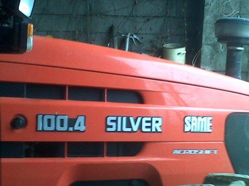 le same silver 100 cv