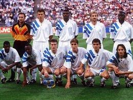 EQUIPE COUP D'ENVOIE D'UN FAMEUX 26 MAI 1993 !