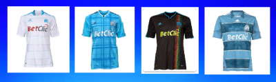 MAILLOT 2010/2011