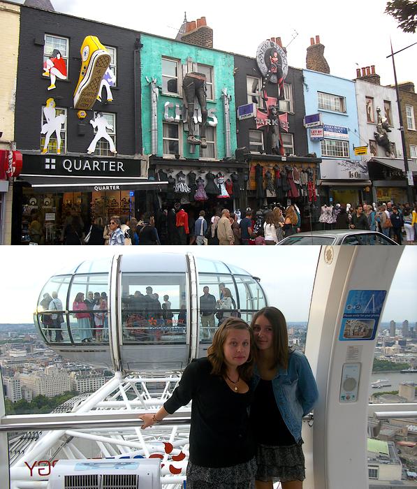 Fêter ses 16 ans avec toute sa famille à Londres, je pouvais pas rêver mieux ♥