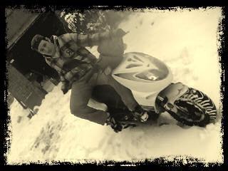 Qui à dit qu'on était pas bien sur un scoot ? ;)