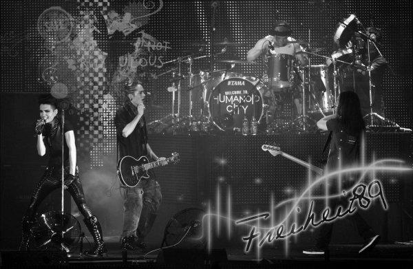 ____ | Willkommen - Welcome - Bienvenue | - - - Tokio Hotel - - - |  3xx-FreiHeit89-xx