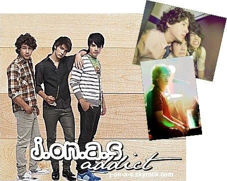 JONAS Addict.