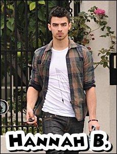 20.02.2011 : Joe se la joue petit ami parfait + Joe fait du shopping !