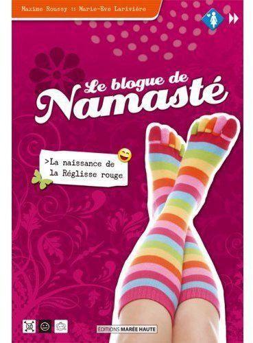 Le blogue de Namasté - Maxime Roussy  ....