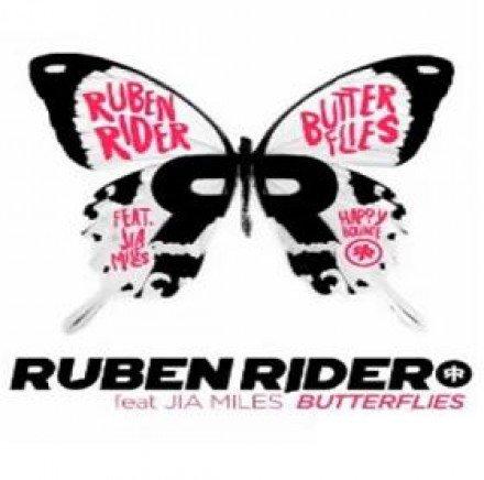 Ruben Rider Feat. Jia Miles - Butterflies (Extra Flaix-Promolog/Flaix FM) (Exclusiva Mundial) (2014)