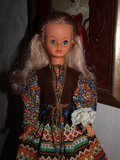 Ma blondinette - Photo du soir