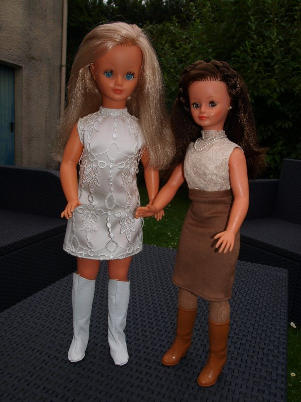 Duo - Créations Marianna :-)
