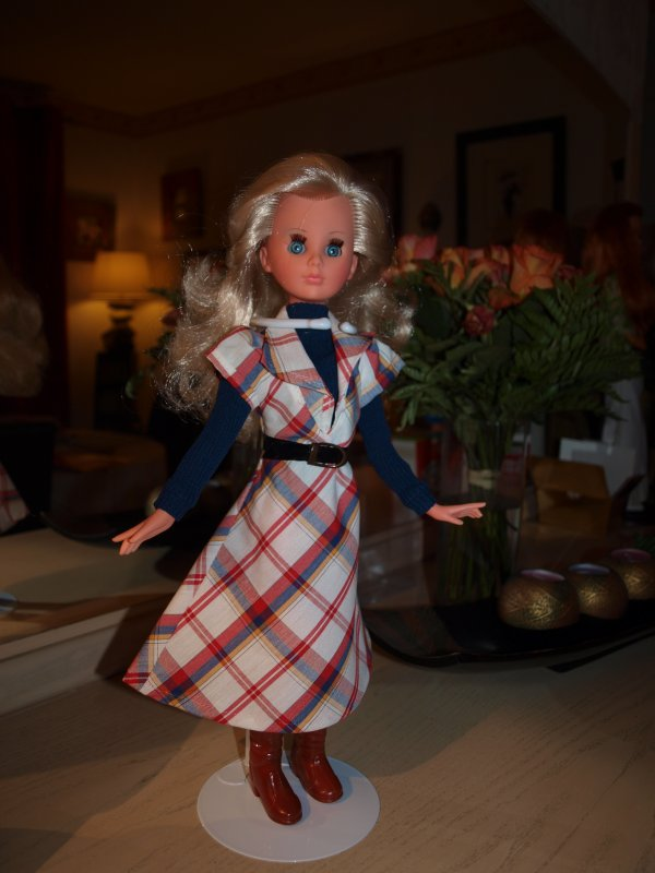 Corinne - Italocrémona qui a piqué les habits de Fanny ;-)