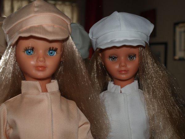 Betsie en couple ;-) et mon Apso