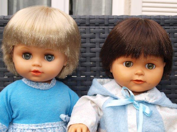 Tinnie et Tinou ou Tiny et Timmy ??
