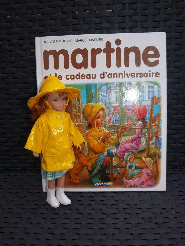 Le vendredi ... c'est Martine