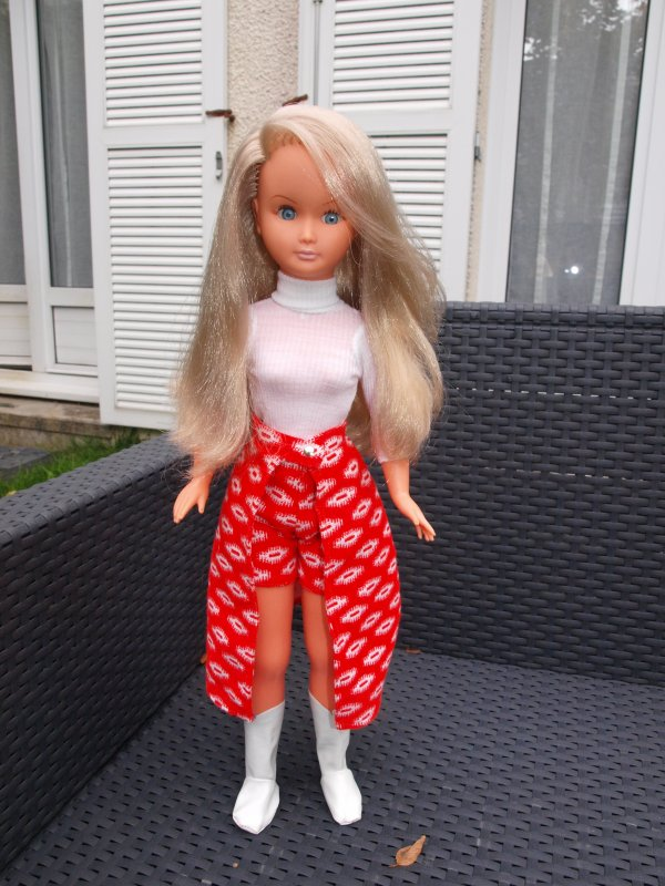 Dolly - Tenue Vacances