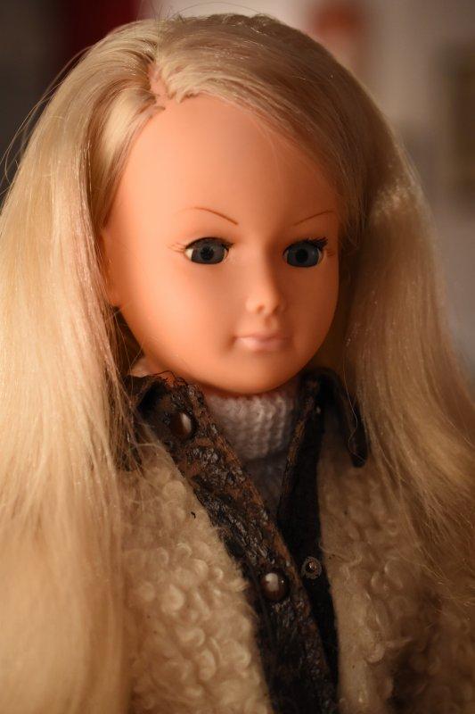 Dolly cette fosi ci en tenue Gavarnie :-)