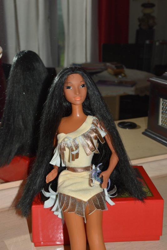 Il me manquait Pocahontas !!!